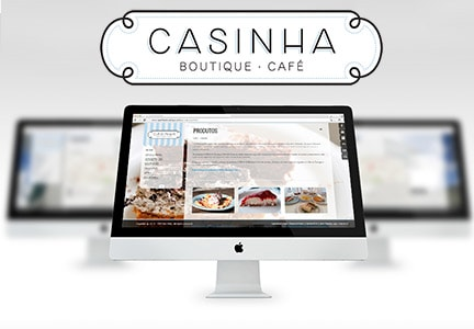 Casinha Boutique Café